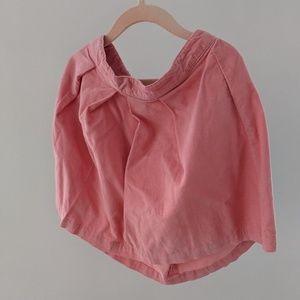 Pink Corduroy GapKids Skirt